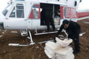 برف، راه ۲۰۰ روستای میانه را مسدود کرده است