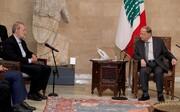 رئیس جمهوری لبنان به تهران دعوت شد