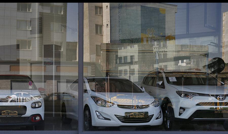 خودرو وارداتی ارزان