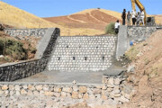 اجرای طرح آبخیزداری در کلاتهملا فرومد میامی