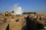 تخریب ۳۳ کوره زغالگیری در ری