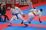 لیگ جهانی کاراته وان امارت؛ کسب ۶ مدال توسط نمایندگان ایران