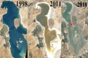احداث ۶۰ هزار حلقه چاه دلیل خشکی دریاچه ارومیه است