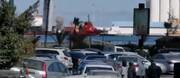 فیلم | لحظه حمله به کشتی ترکیهای در بندر طرابلس