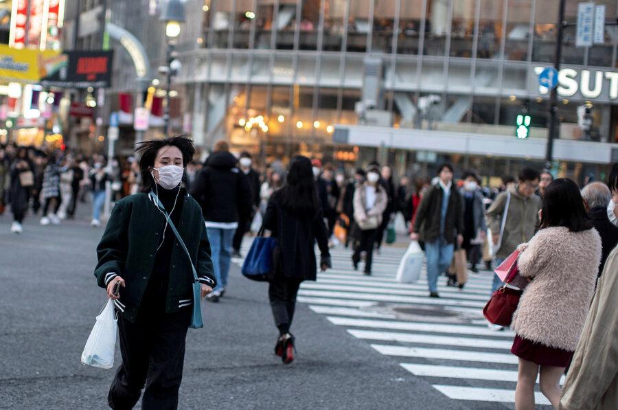 coronvirus Japan