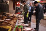 اقدام خودجوش ماهیفروشان | بازار ماهی بندرترکمن تعطیل شد