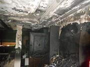 مرگ پیرزنتنها در آتشسوزی | مرحومه اثر سوختگی ندارد