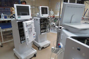 افتتاح بخش همودیالیز بیمارستان خاتمالانبیا در درمیان