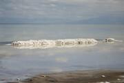 افزایش ۱.۵ میلیارد مترمکعبی آب دریاچه ارومیه