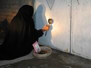 آشنایی با آداب و رسوم چهارشنبه سوری در خراسانشمالی