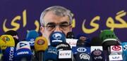 تصاویر |  متفاوتترین تصویر از کدخدایی در آستانه انتخابات | سخنگوی شورای نگهبان در محاصره میکروفونها