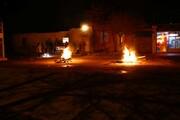 آشنایی با آداب و رسوم چهارشنبه سوری در همدان