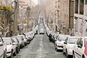 ترافیک تهران سنگین است از بس که جای پارک ندارد