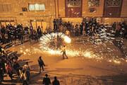 آشنایی با آداب و رسوم چهارشنبه سوری در قزوین
