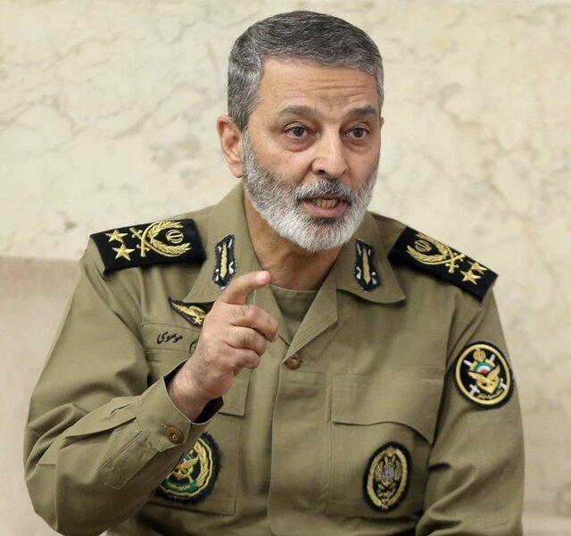 سرلشکر سید عبدالرحیم موسوی