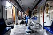 متروی تهران چگونه به جنگ کرونا رفته است؟