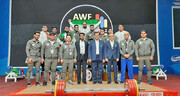 وزنهبرداری قهرمانی ۲۰۲۰ آسیا؛ جوانان نایبقهرمان شدند، نوجوانان چهارم