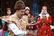 آشنایی با نمایش تَکَم گردانی - آذربایجان شرقی