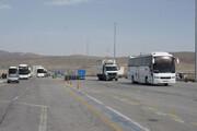 ثبت تردد ۲۳۵ میلیون خودرو از جادههای آذربایجانشرقی