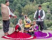آشنایی با لباس محلی گیلانیها؛ شادترین لباس جهان