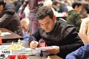 شطرنج بینالمللی جام کاسپین؛ اسکندروف از آذربایجان قهرمان شد