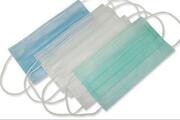 توقیف انبار ماسک یکبار مصرف در قزوین