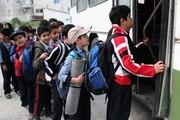 اردوهای دانشآموزی در سراسر کشور تعطیل شدند