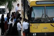 تست کرونای ۱۸ راننده اتوبوس در تهران مثبت شد