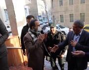 توئیت جدید محسن هاشمی درباره روبوسی و دست با شهردار منطقه ۱۳