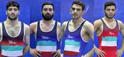 روز نخست رقابتهای کشتی آزاد قهرمانی آسیا؛ نمایندگان ایران صاحب چهار مدال شدند