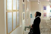 فروش آثار هنرمندان معاصر در نگارخانه لاله