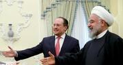 تصاویر | دیدار وزیر خارجه اتریش با روحانی