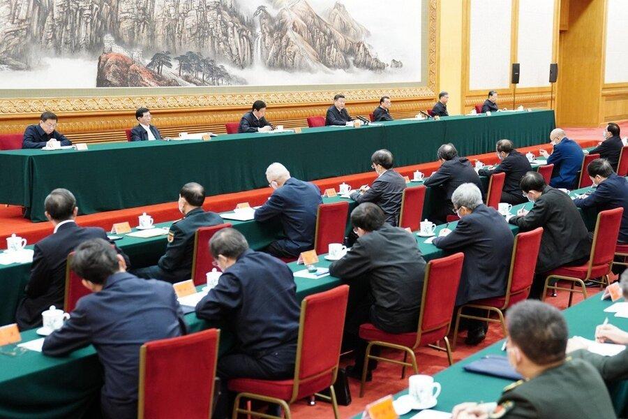 رئیسجمهور چین: کوروناویروس وخیمترین بحران بهداشت عمومی کشور است