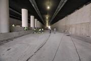 آغاز بهرهبرداری از زیرگذر کوی نصر   شهردار تهران: تردد از زیرگذر ایمن است