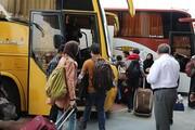 مقابله با شیوع  ویروس کرونا در خوزستان | ضدعفونی پایانهها و اتوبوسهای بینشهری