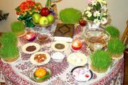 آشنایی با آیینهای نوروز در استان کرمان