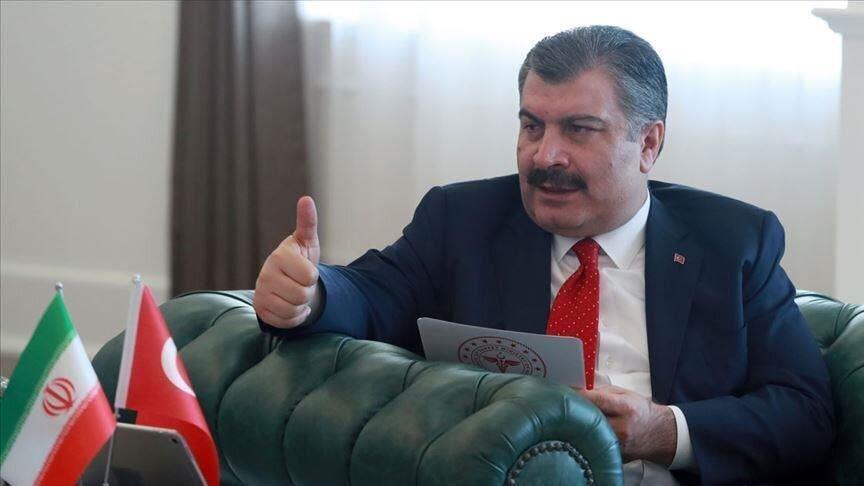 فخرالدین کوجا، وزیر بهداشت ترکیه