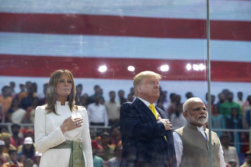 ترامپ در هند