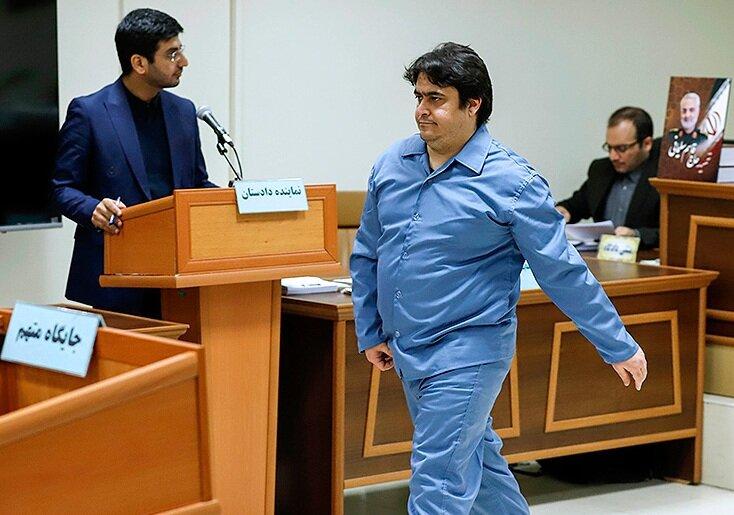 اظهارات دادستان تهران درباره آخرین وضعیت پرونده روحالله زم - همشهری آنلاین
