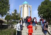 آشنایی با آیینهای نوروز در استان همدان