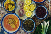 آشنایی با غذاهای سنتی استان ایلام