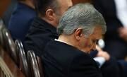 ختم دادگاه فساد اقتصادی گروه عظام به دلیل حال نامساعد متهم   عباس ایروانی کرونا دارد؟   تصاویر دادگاه