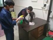 اجرای طرح ضربتی پیشگیری از شیوع ویروس کرونا