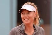 ماریا شاراپووا از دنیای تنیس حرفهای خداحافظی کرد