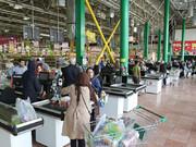 فیلم | اوضاع فروشگاههای زنجیرهای پس از شیوع کرونا