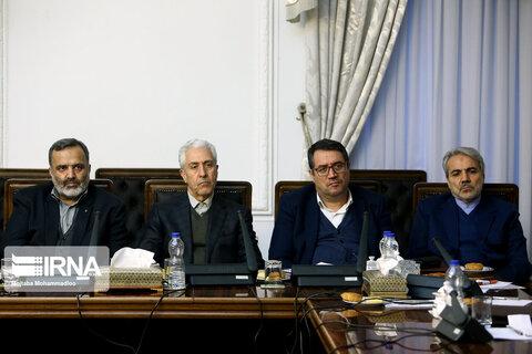 تصاویر جلسه ستاد مدیریت ملی کرونا