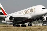 پروازهای شرکت هواپیمایی امارات به ۵ شهر ایران متوقف شد