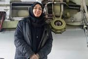 روایت زندگی دختر مکانیک ایرباس | تنها بانوی مکانیک هواپیما در ایران