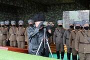 عکس | نظامیان کره شمالی با ماسک