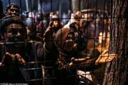 عکس | یونان مسیرهای زمینی و دریایی خود را با ترکیه مسدود کرد